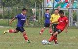 Giải bóng đá Thành phố mới Bình Dương 2015: ĐKVĐ Cấp thoát nước Dĩ An thể hiện sức mạnh vượt trội