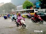 Các tỉnh miền Bắc mưa to, cảnh báo lũ quét, sạt lở đất ở vùng núi