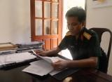 Thiếu tá Đặng Hồng Thái: Gương mặt trẻ tiêu biểu của Cục Chính trị Quân đoàn 4