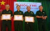 11 Hội Cựu chiến binh cơ sở tham dự Hội thi tìm hiểu Luật Giao thông đường bộ