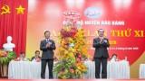 Khai mạc Đại hội Đảng bộ huyện Bàu Bàng lần thứ XI, nhiệm kỳ 2015-2020