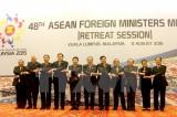 Các bộ trưởng ASEAN đạt sự nhất trí cao về vấn đề Biển Đông