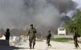 Thủ đô Kabul liên tiếp bị đánh bom, hàng chục người thiệt mạng