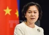 Trung Quốc cam kết duy trì hòa bình và ổn định trên Biển Đông