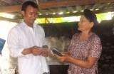 Cụ bà nghèo trả lại chiếc ví có 6 triệu đồng