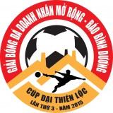 Báo chí miền Đông Nam bộ đăng tải về giải bóng đá doanh nhân Bình Dương lần 3 – 2015, Cúp Đại Thiên Lộc