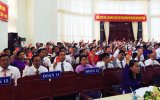 Đảng bộ huyện Dầu Tiếng: Tổ chức phiên trù bị Đại hội Đảng bộ huyện lần thứ IV, nhiệm kỳ 2015-2020