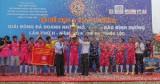 Giải bóng đá Doanh nhân mở rộng - tranh Cúp Tôn Đại Thiên Lộc: Những ấn tượng khó phai