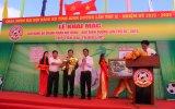 Khai mạc Giải bóng đá Doanh nhân mở rộng-Báo Bình Dương lần thứ III năm 2015, tranh cúp Tôn Đại Thiên Lộc