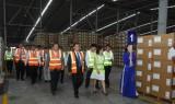 TBS Group:  Khánh thành nhà kho logistics lớn nhất Đông Nam Á