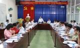 Giám sát việc thực hiện Chỉ thị 03 của Bộ Chính trị tại huyện Bàu Bàng