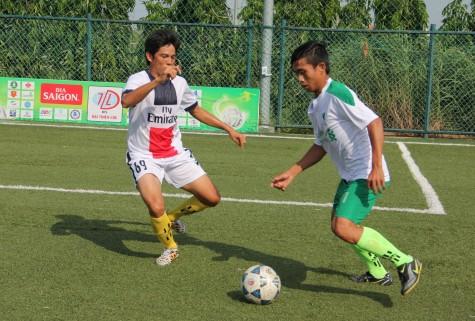 Kết quả lượt trận ngày thứ sáu Giải bóng đá doanh nhân mở rộng Báo Bình Dương – cúp Tôn Đại Thiên Lộc: Thêm 4 đội vào vòng hai