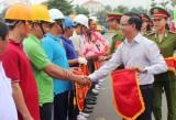 TP. Thủ Dầu Một: Tăng cường nâng cao nghiệp vụ phòng cháy chữa cháy và cứu hộ, cứu nạn