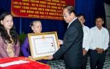 Bộ Chỉ huy Quân sự tỉnh: Tổ chức Lễ kỷ niệm 70 năm Cách mạng Tháng Tám và Quốc khánh 2-9
