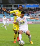 Kết quả vòng 24 V-League 2015: B.BD vô địch sớm 2 vòng đấu