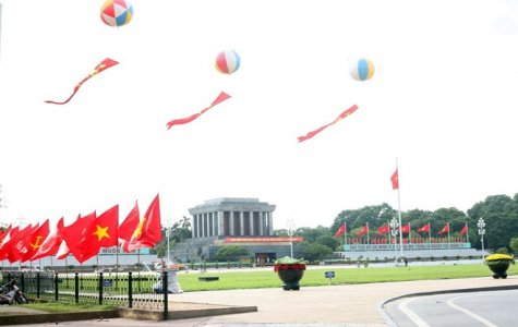 Lễ kỷ niệm 70 năm Cách mạng Tháng Tám và Quốc khánh nước CHXHCN Việt Nam 2-9