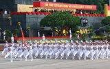 Đại lễ mít-tinh, diễu binh, diễu hành kỷ niệm 70 năm Cách mạng Tháng Tám và Quốc khánh 2-9