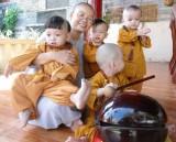 Trung tâm nuôi dạy trẻ mồ côi và người già cô đơn Bồ Đề Đạo Tràng: Bóng mát từ bi…