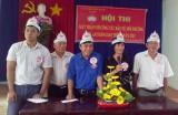 Xã An Sơn, TX.Thuận An: Tổ chức hội thi Mặt trận với công tác bảo vệ môi trường và an toàn giao thông