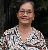 Bà Nguyễn Thị Kim Uyên: Người hiến hơn 900m2 đất làm đường giao thông nông thôn