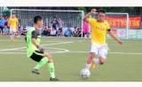 Tứ kết Giải bóng đá Doanh nhân mở rộng – Báo Bình Dương lần III-2015: Kẻ tám lạng, người nửa cân