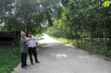Xã Tân Hiệp, huyện Phú Giáo: Người dân đồng thuận hiến đất làm đường
