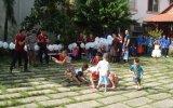 Trung tâm Anh ngữ Tự Nhiên: Tổ chức vui trung thu cho trẻ em chùa Bồ Đề