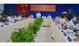 Lãnh đạo tỉnh làm việc tại Bắc Tân Uyên về tình hình kinh tế - xã hội 9 tháng đầu năm