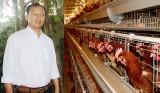Lê Văn Dương: Kỹ sư xây dựng làm… nông nghiệp công nghệ cao