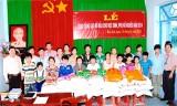 Ủy ban MTTQ Việt Nam phường Hòa Lợi, TX.Bến Cát: Vận động xã hội quan tâm hỗ trợ người nghèo