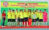 Chung kết và lễ bế mạc Giải bóng đá Doanh nhân - Báo Bình Dương mở rộng lần III-2015