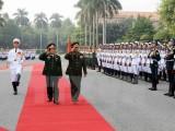 Tăng cường hợp tác Quân đội giữa hai nước Việt Nam-Lào