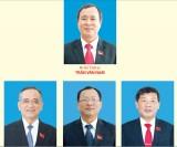 Danh sách Thường trực Tỉnh ủy, Ban Thường vụ Tỉnh ủy và Ban Chấp hành Đảng bộ tỉnh Bình Dương khóa X, nhiệm kỳ 2015-2020