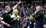 """Giải Ngoại hạng Anh: Mourinho - """"khắc tinh"""" của trọng tài"""