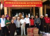Hội Chữ thập đỏ tỉnh: Thăm, tặng quà cho đồng bào nghèo tỉnh ĐắK Nông