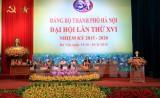 Khai mạc Đại hội đại biểu Đảng bộ thành phố Hà Nội lần thứ XVI