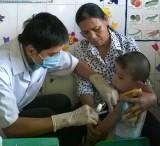 Trung tâm Y tế TX.Thuận An: Những cố gắng trong y tế dự phòng, tiêm chủng mở rộng