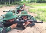 Trung đoàn Bộ binh 6: Huấn luyện chiến sĩ mới bảo đảm cơ bản, vững chắc