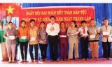 """Khu phố An Hòa, phường Hòa Lợi, thị xã Bến Cát: Tổ chức Ngày hội """"Đại đoàn kết toàn dân tộc"""""""
