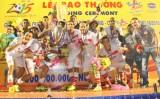 Kết quả chung kết BTV Number One Cup 2015: CLB Bangu Atletico vô địch đầy kịch tính!