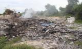 Lén đổ rác thải công nghiệp ra môi trường