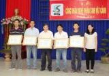 Trao tặng danh hiệu nghệ nhân cho 28 hội viên hội sinh vật cảnh TP.TDM