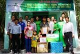 Vietcombank Bắc Bình Dương: Trao nhà tình thương cho hộ nghèo