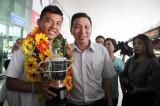 Tay vợt  Lý Hoàng Nam: Người đặt cột mốc đầu tiên cho quần vợt Việt