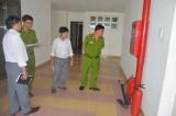 Khu Ký túc xá cao tầng Đại học Quốc gia TP.Hồ Chí Minh: Kiểm soát tốt an toàn về PC&CC