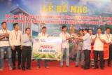 Tổng Công ty Becamex IDC: Trao giải Hội thao cán bộ - công nhân viên và Giải bóng đá Thành phố mới Bình Dương