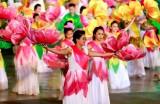 Tưng bừng khai mạc Festival hoa Đà Lạt lần thứ VI - 2015