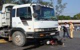 Tai nạn giao thông, một người chết tại chỗ