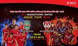 Trận đấu Becamex Bình Dương - SCG Muangthong United: Nhiều điều đáng chờ đợi