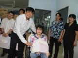 Ủy ban MTTQ Việt Nam tỉnh: Thăm, tặng quà tết tại các cơ sở bảo trợ xã hội